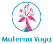 logo de materna yoga